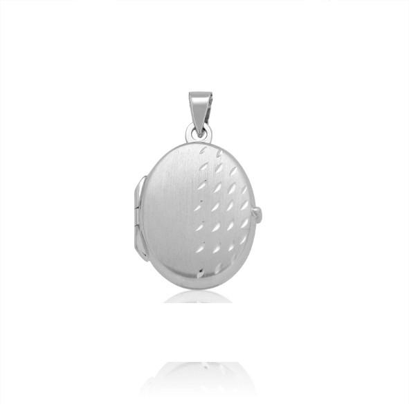 Medallion aus 925er Silber