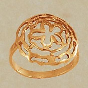 Damenring aus Gold