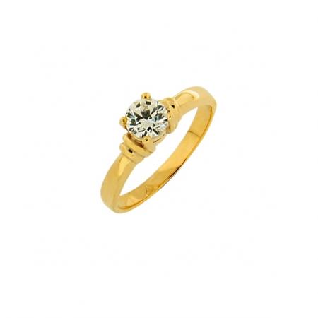 Кольцо из жёлтого золота 333