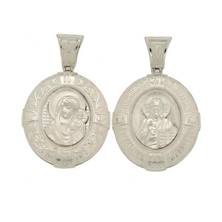 Anhänger Ikone Silber 925