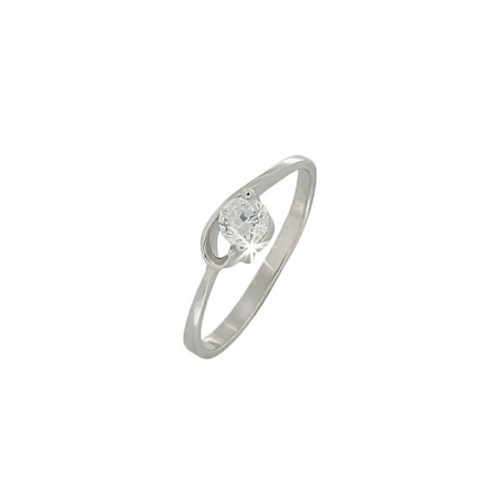 Кольцо серебряное 925