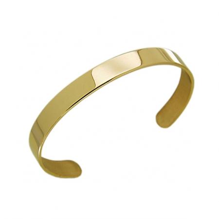 Мужской браслет из золото