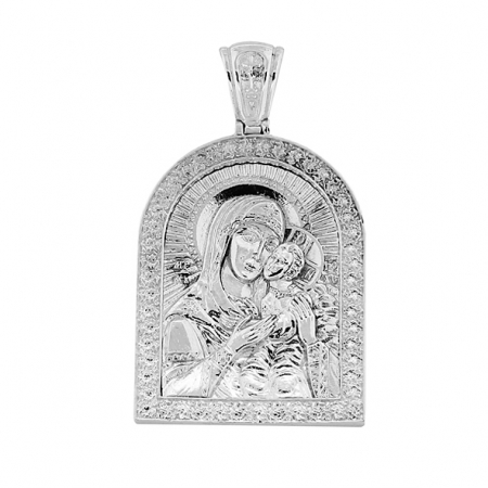 Серебро 925, Икона Божией Матери