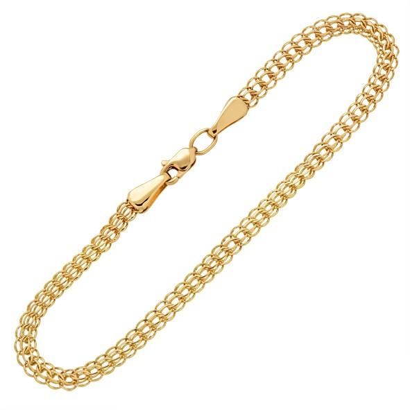 Armband aus Rotgold 585