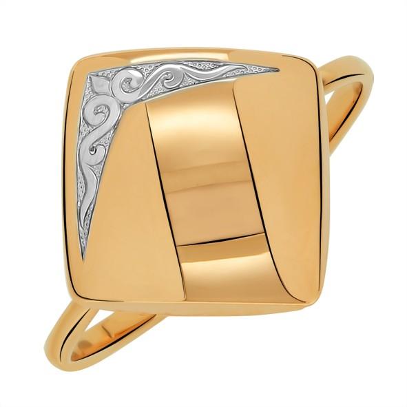 Damenring Rotgold 585