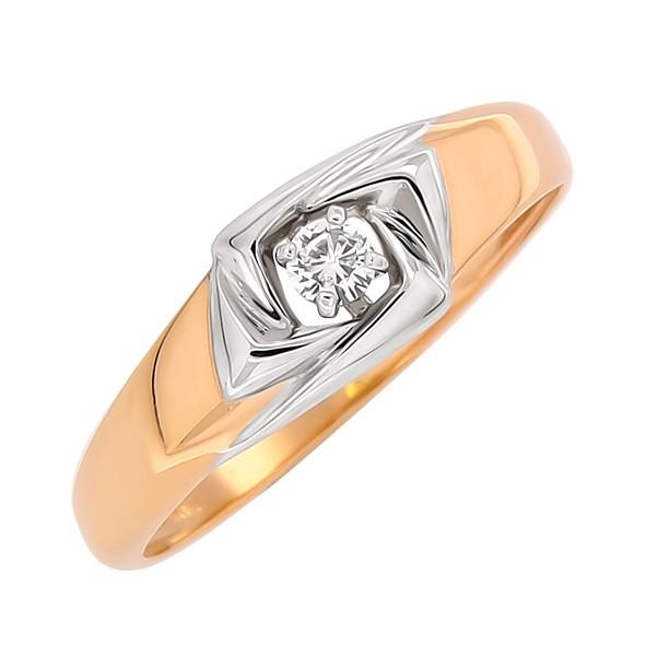 Ring aus russisches gold 585