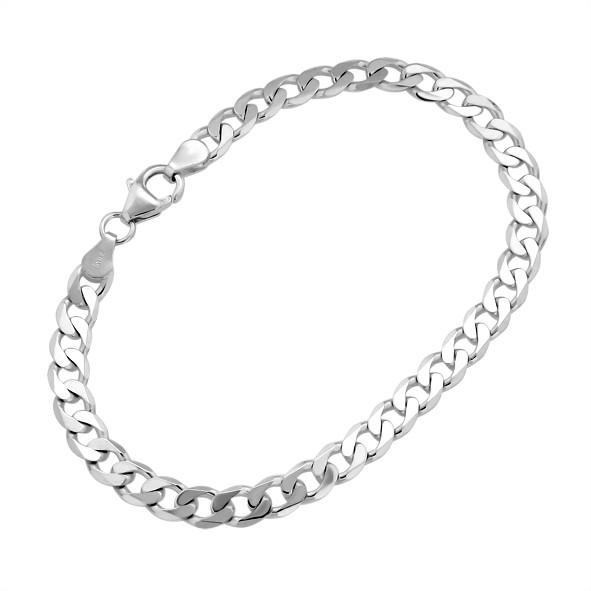 Armband,Panzerketten aus Silber 925,