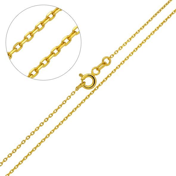 Ankerkette Gelbgold 585