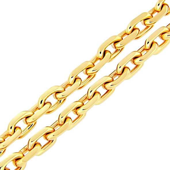Ankerkette aus Gold