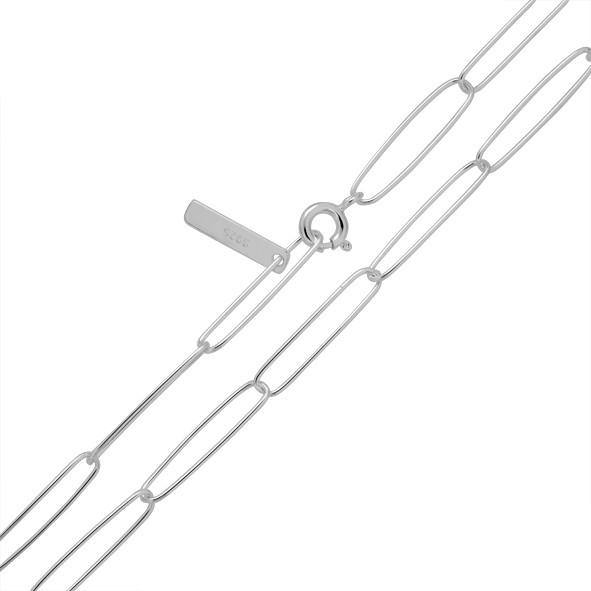 Halsketten aus Silber 925, Ankerketten