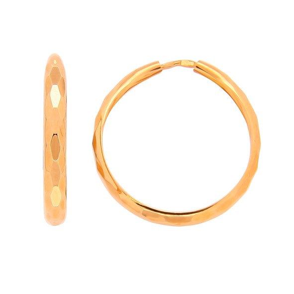 Серьги, русское золото 585