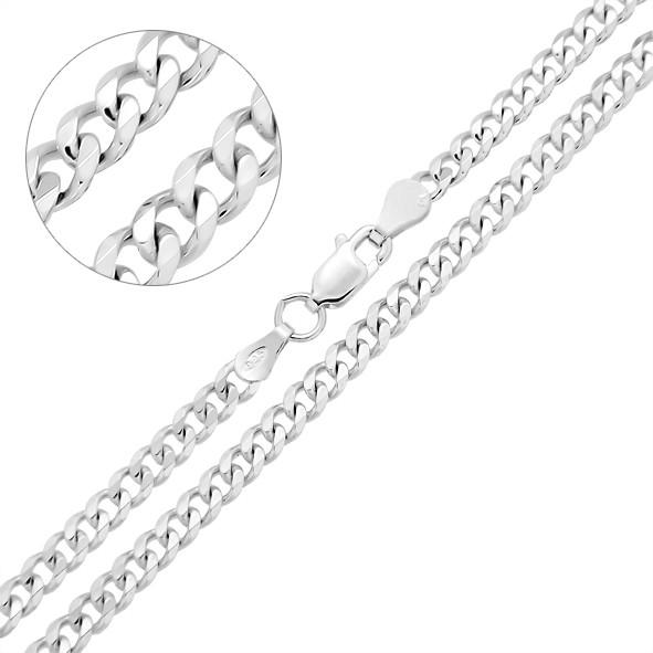 Серебряная цепочка, Панцирная