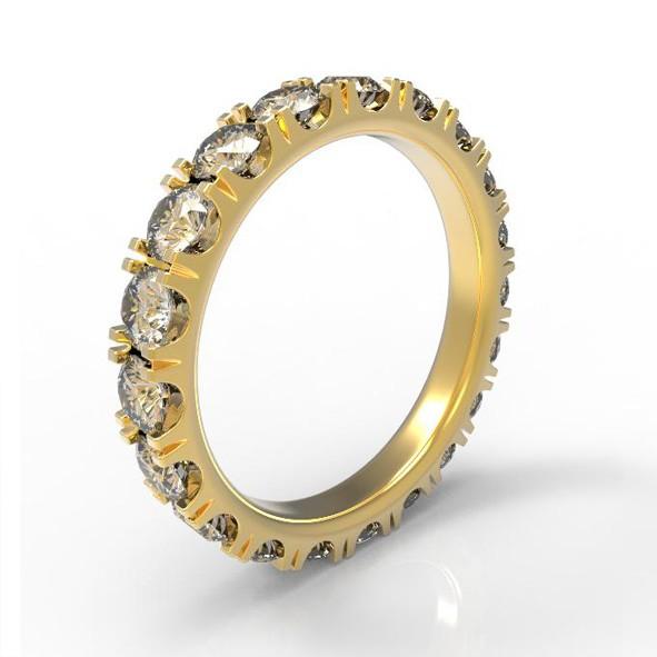 Ehering Trauring aus Gold